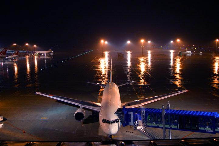 connected sea terminal