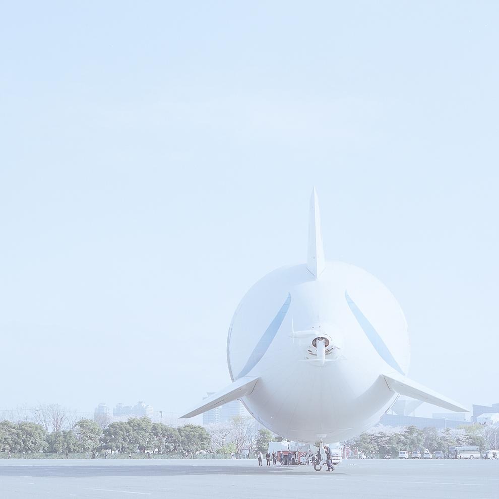airship dream blue powder